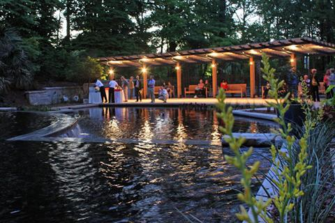 Rent event spaces venues for parties in atlanta eventup atlanta botanical garden junglespirit Choice Image