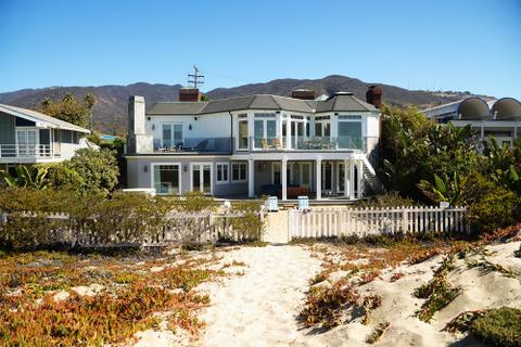 Luxurious French Beach House