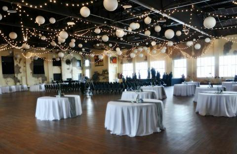 Rent event spaces venues for parties in oklahoma city eventup oklahoma city farmers public market junglespirit Gallery
