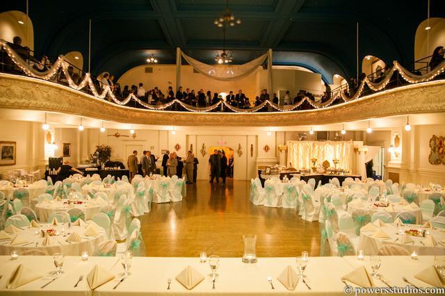 Adrianna Hill Grand Ballroom Corporate Events Wedding
