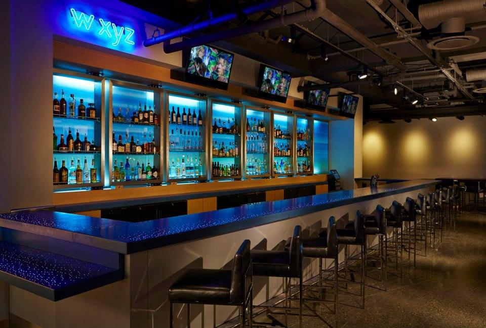 space at Aloft Cupertino