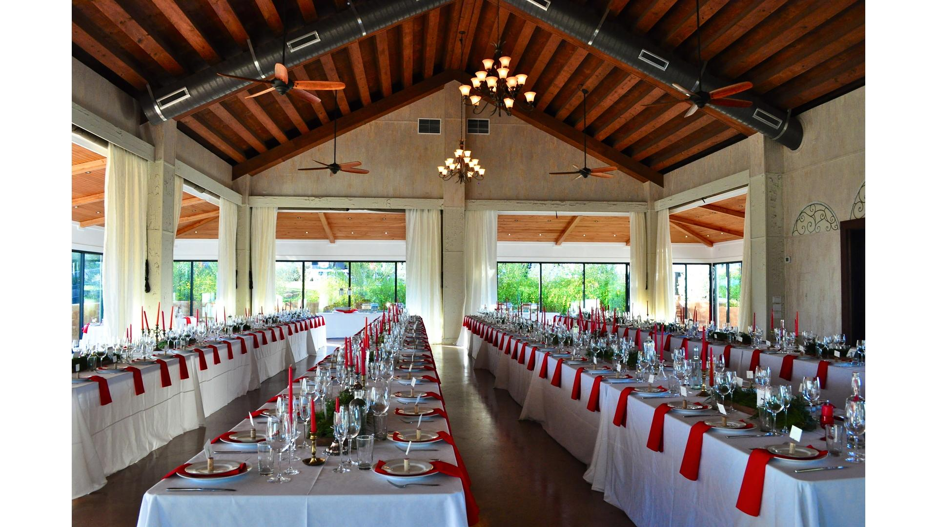 space at Antebellum Oaks Events