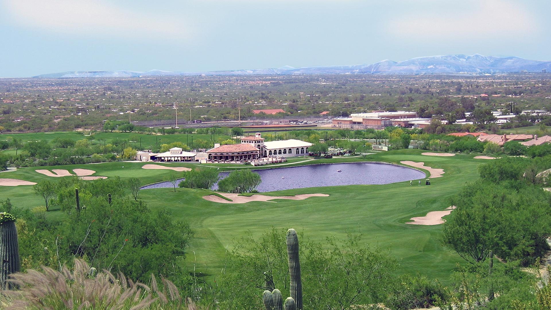 space at Arizona National Golf