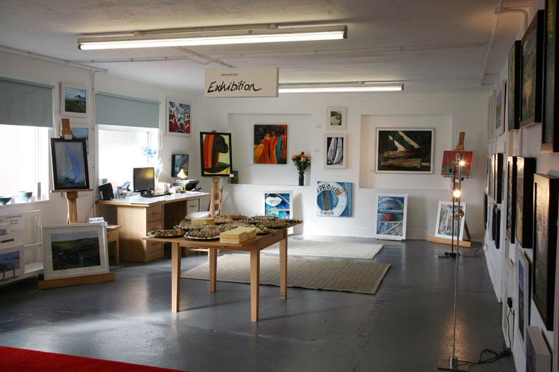 space at Art & Framing Solutions