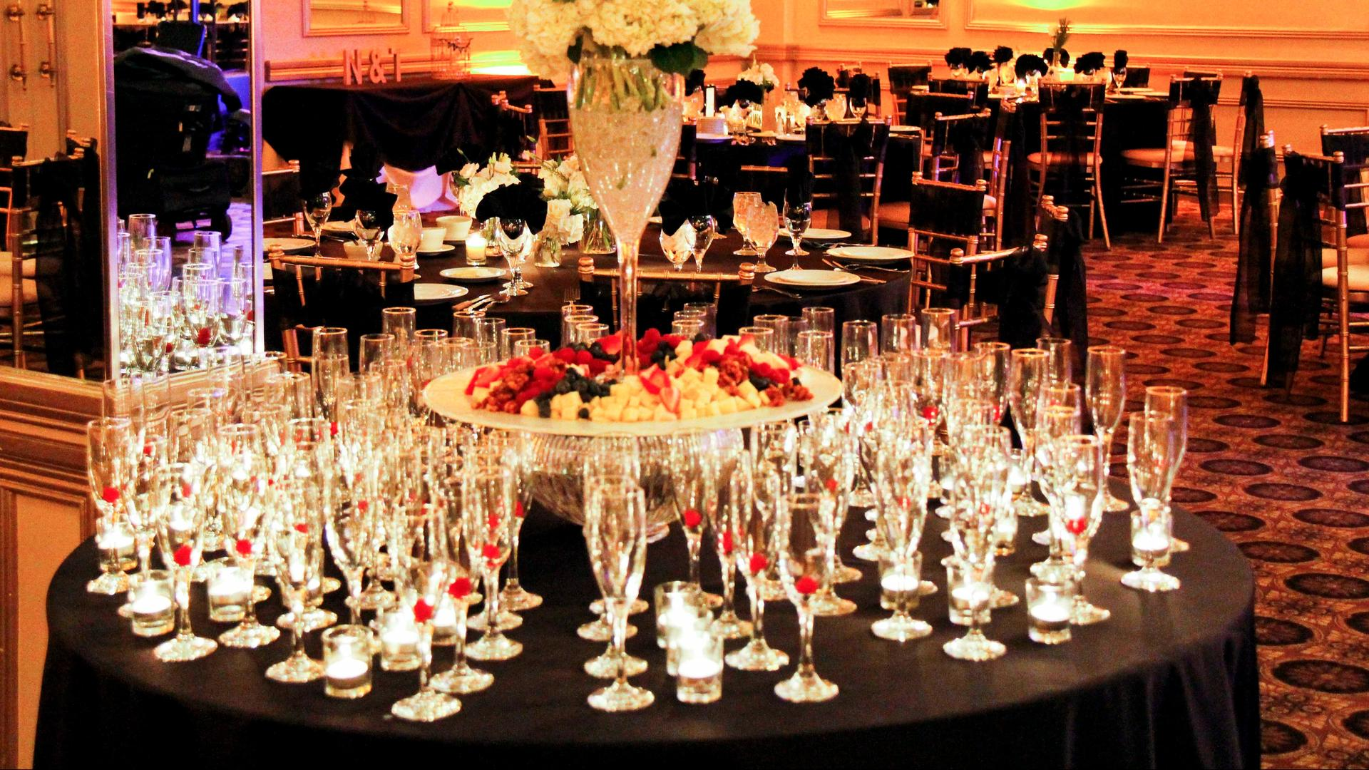 space at Belvedere Events & Banquets