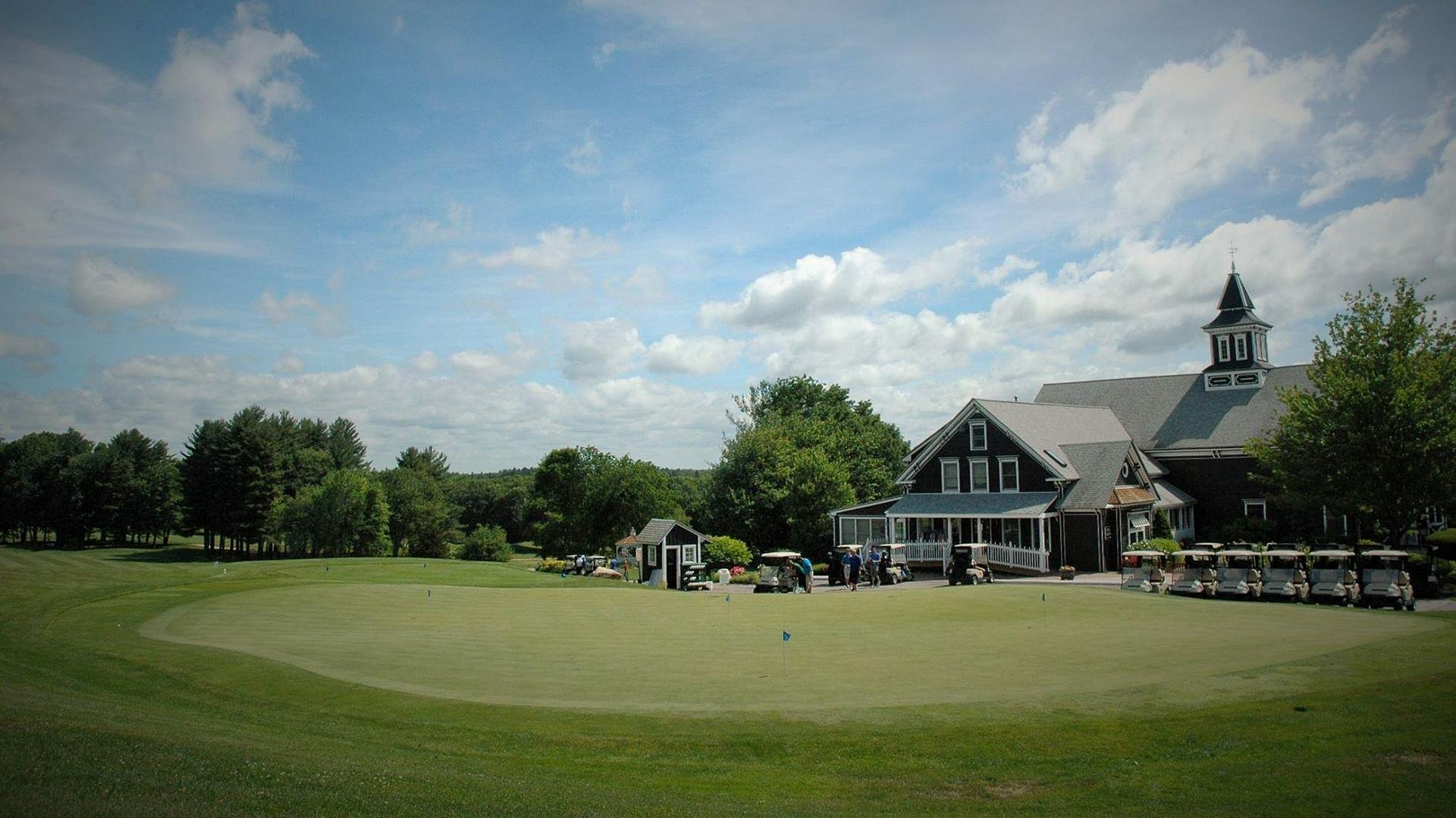 space at Blissful Meadows Golf Club