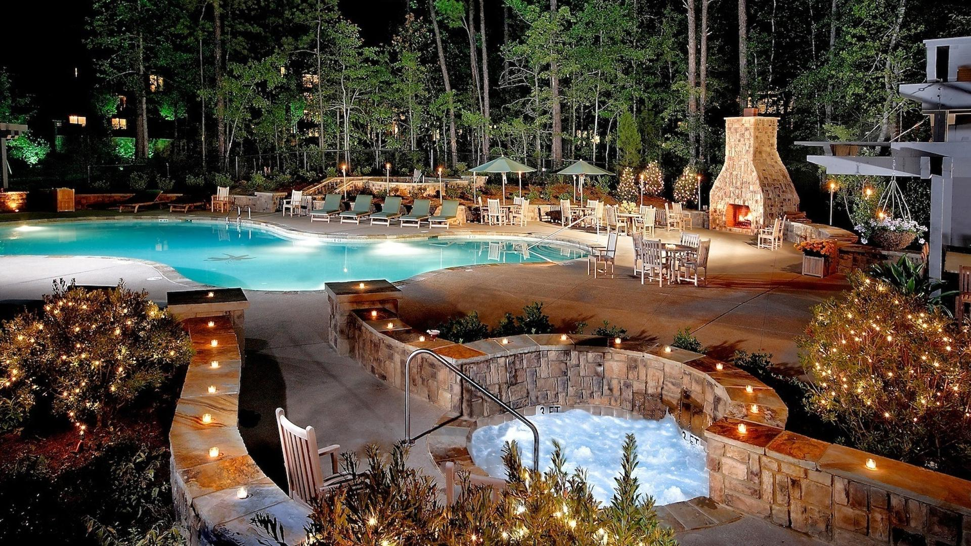 Rent The Lodge and Spa at Callaway Gardens | Corporate Events ...