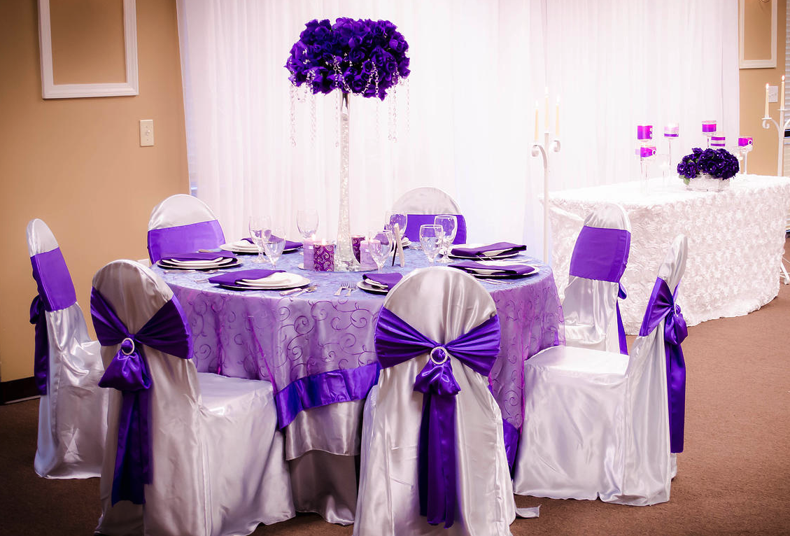 space at Classique Banquet Hall