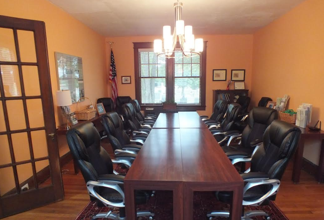 space at Congressional Gatehouse Conference Room