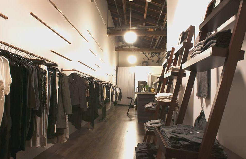 space at Contemporary Boutique in Downtown