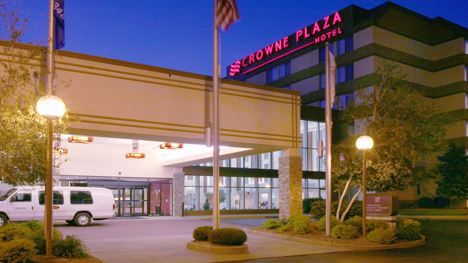 space at Crowne Plaza Hotel - Madison