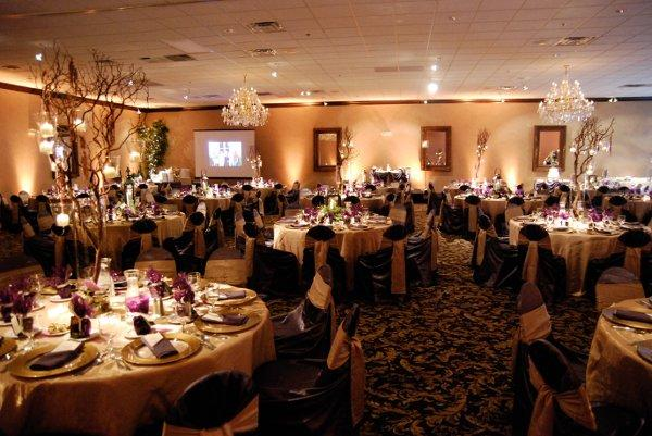 space at Crystal Gardens Banquet Center