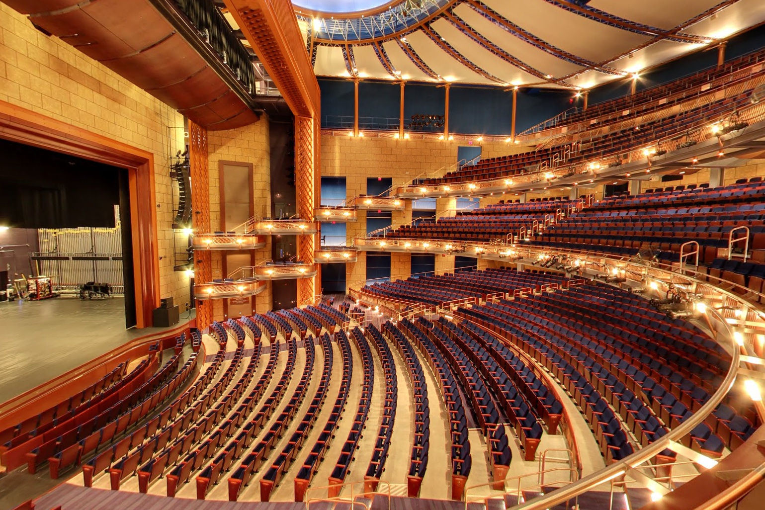 Rent Dr Phillips Center Corporate Events Wedding Locations