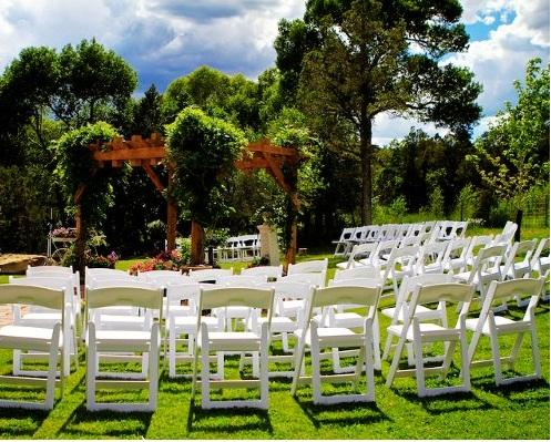 space at Fox Fire Weddings & Events