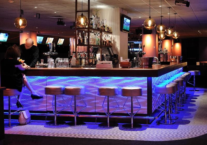 Rent Frames Bowling Lounge | Corporate Events | Wedding Locations ...