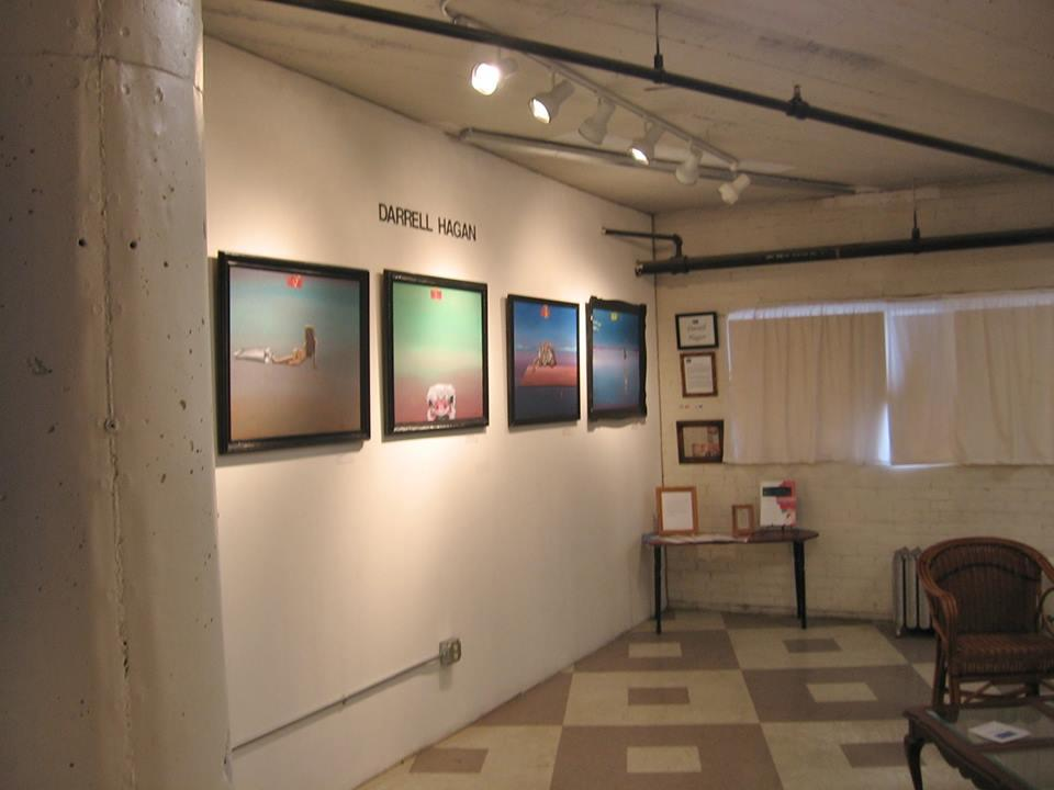 space at Gallery 427
