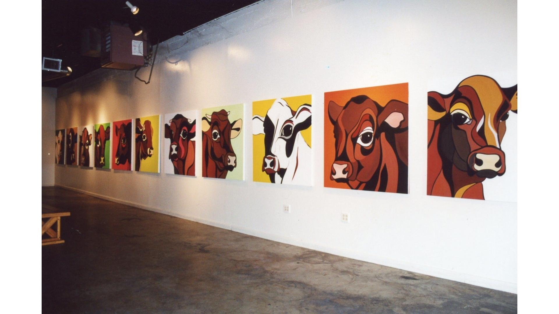 space at Gallery Lombardi