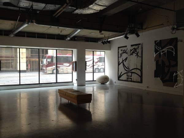 space at Gallery13