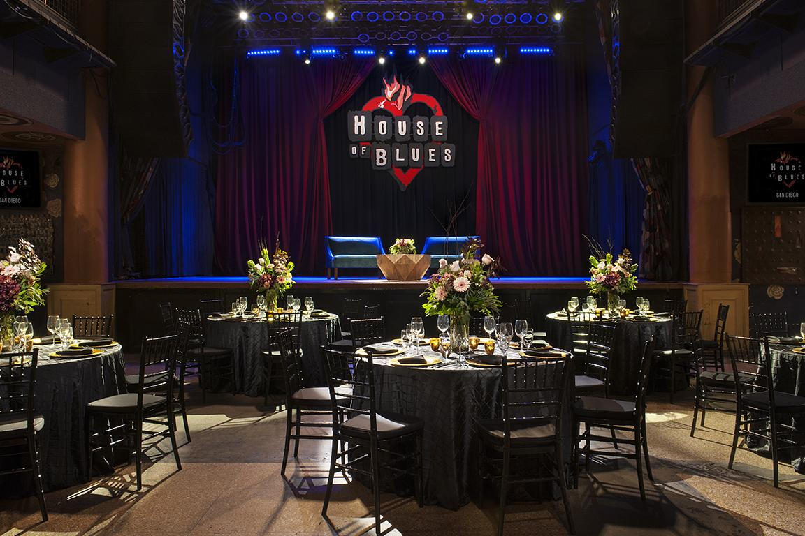 Rent House Of Blues Corporate Events Wedding Locations Event