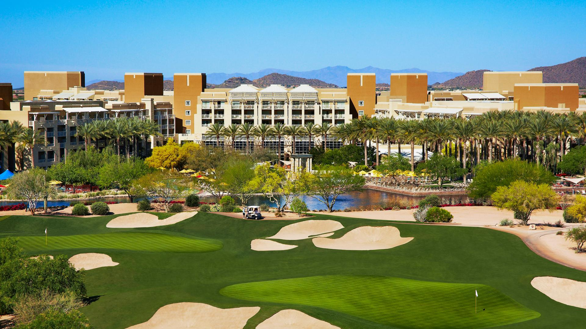 space at JW Marriott Desert Ridge Resort & Spa