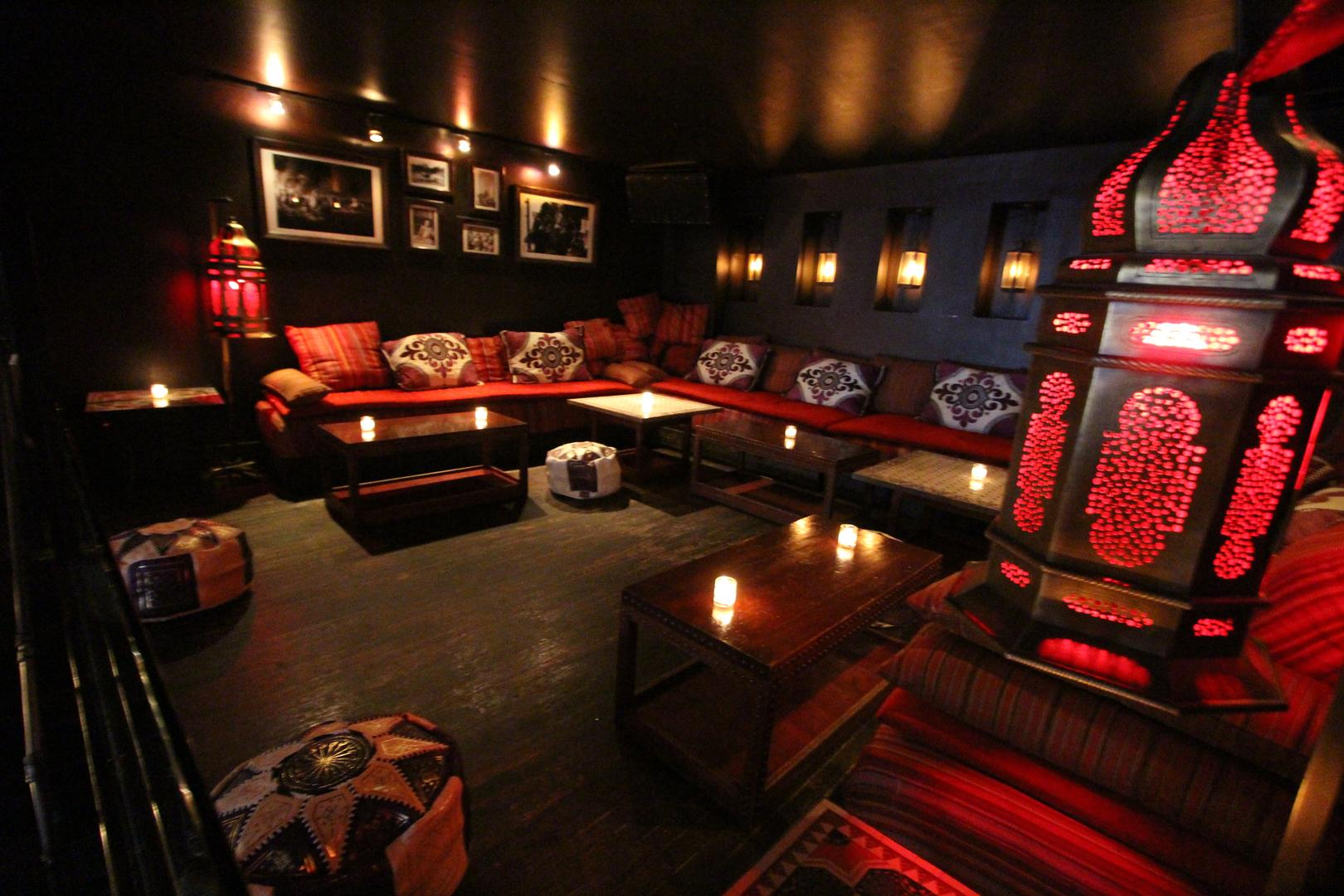 space at Katra Lounge
