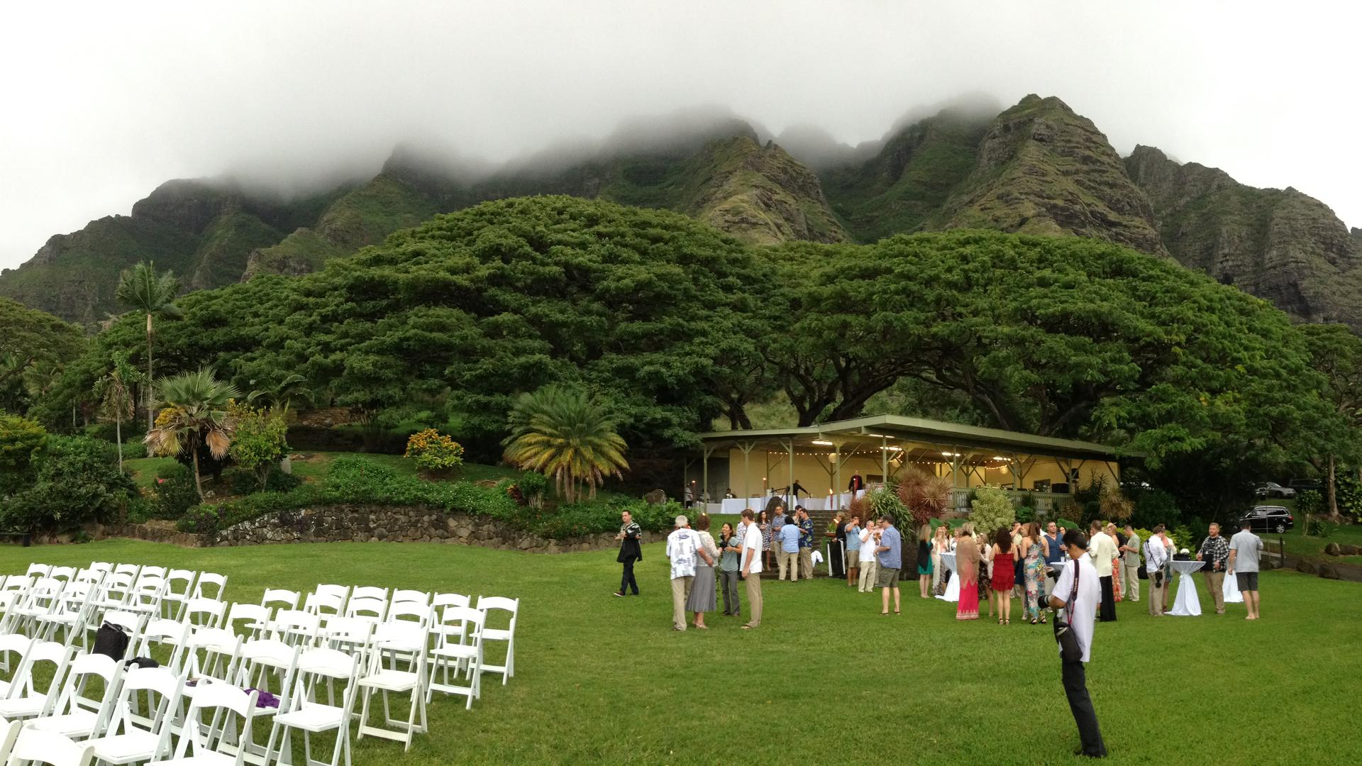 Rent Kualoa Ranch Hawaii Corporate Events Wedding Locations