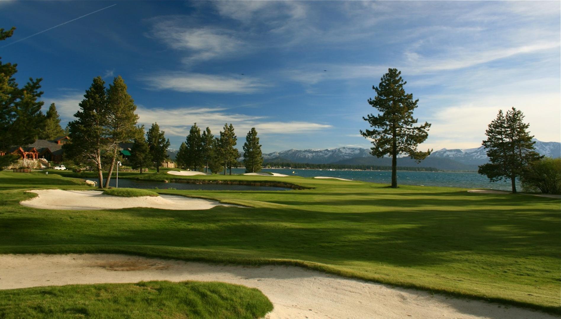 space at Lake Tahoe Golf Club