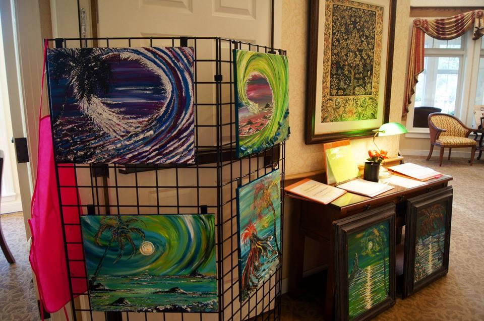 space at LiveArtbyDavina