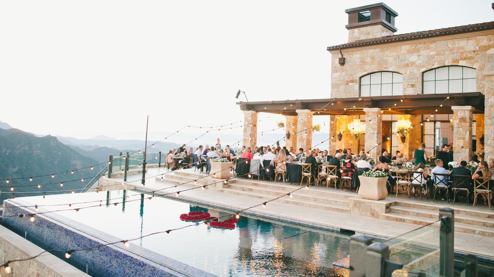 Malibu Rocky Oaks Wedding.Malibu Rocky Oaks Estate Vineyards Corporate Events Wedding