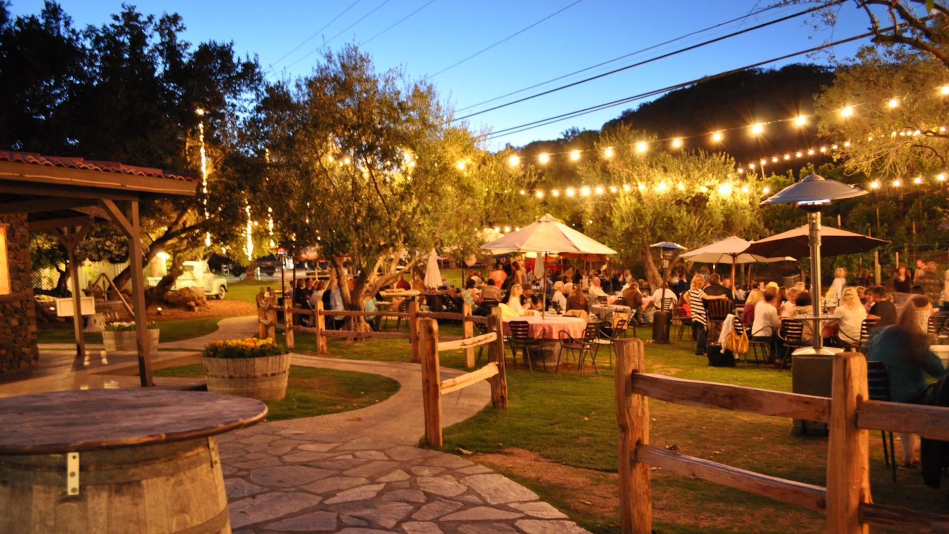Malibu Wines Corporate Events Wedding Locations Event