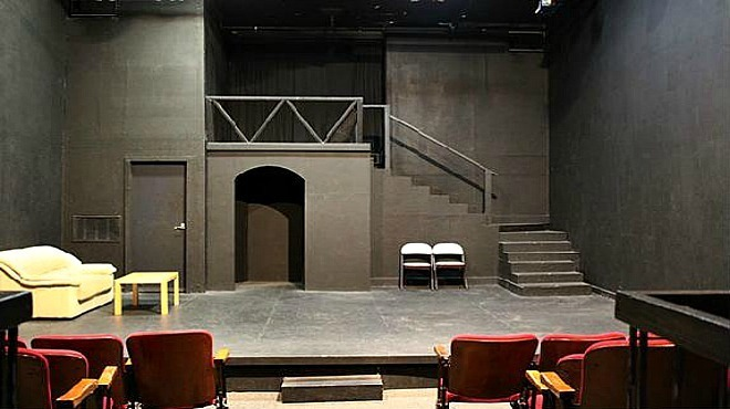 space at McCadden Place Theatre
