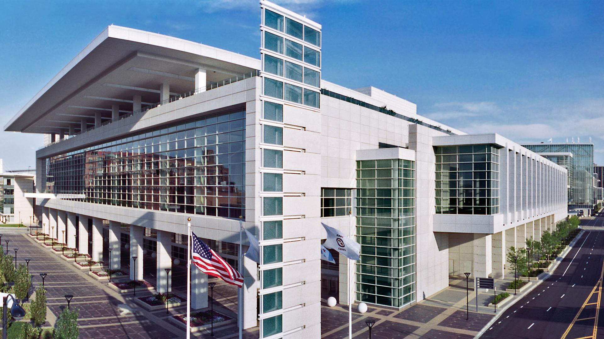 Mccormick Place Convention Center Corporate Events