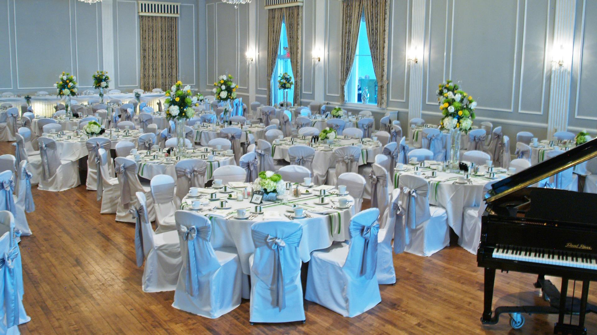 space at Meeting House Grand Ballroom