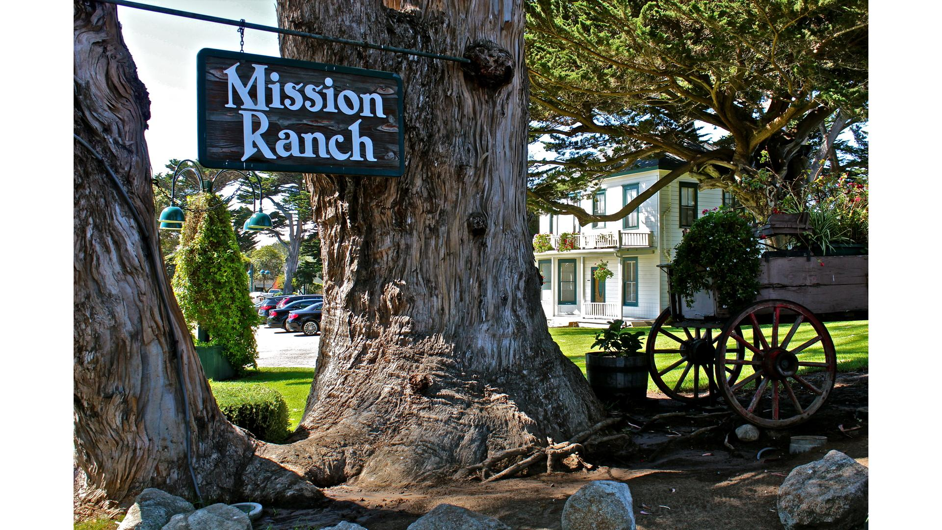 space at Mission Ranch