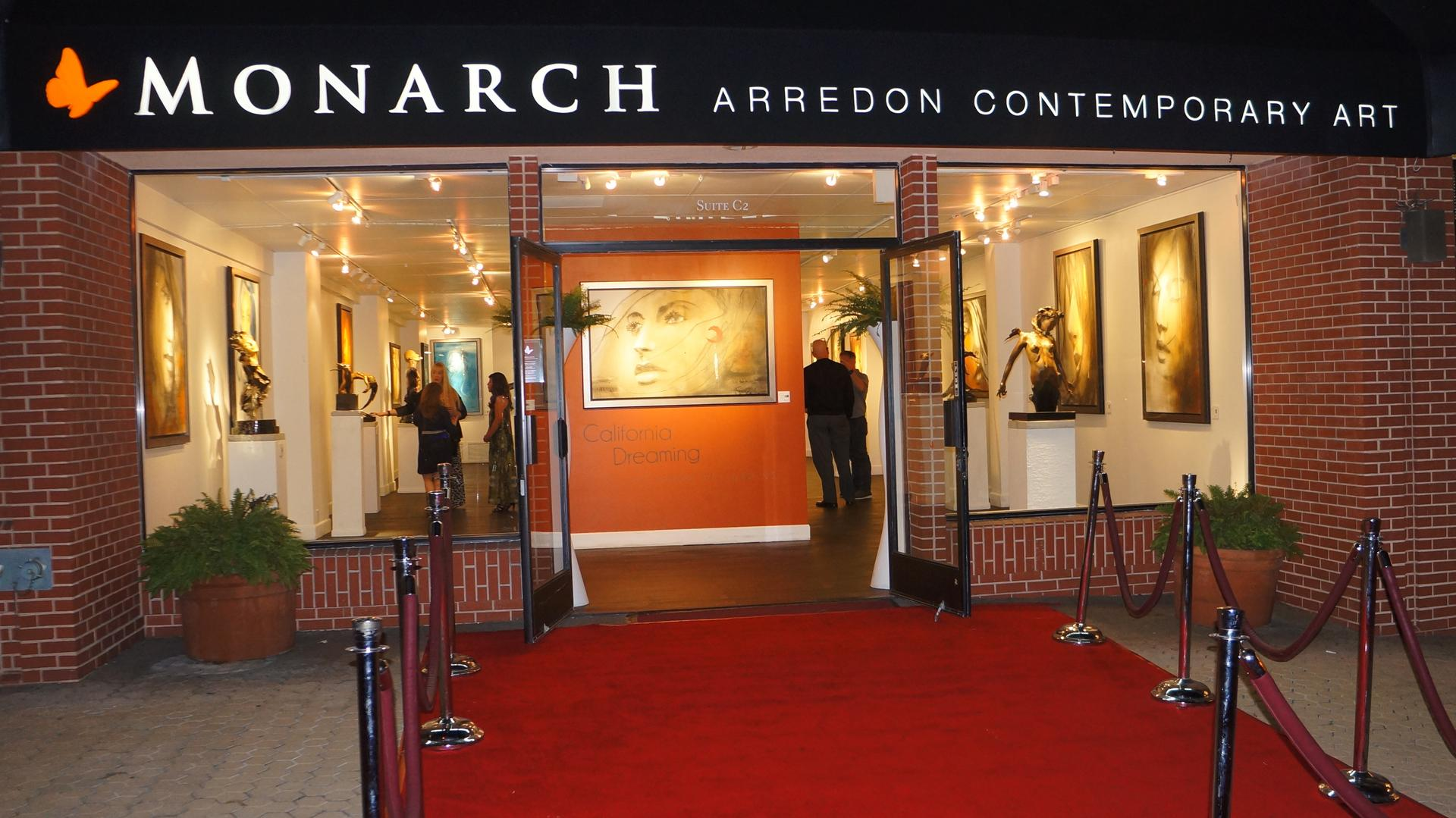 space at Monarch | Arredon Contemporary