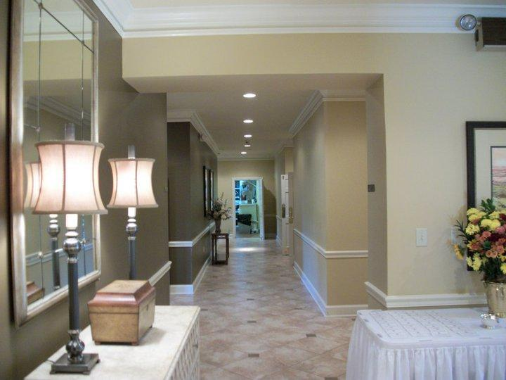 space at Newnan Country Club