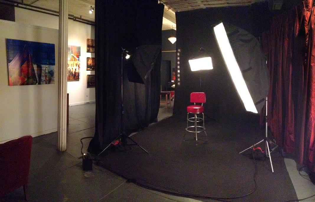space at 122 Arch Street Photo Studio