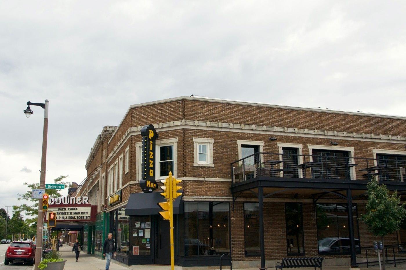Rent Pizza Man Oak Creek Drexel Town Square Corporate Events