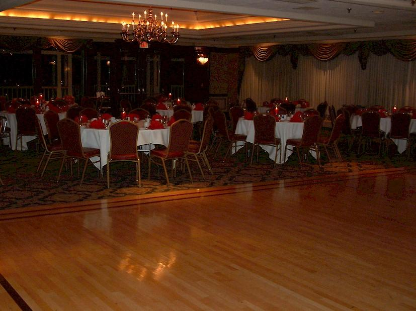 space at Quidnessett Country Club