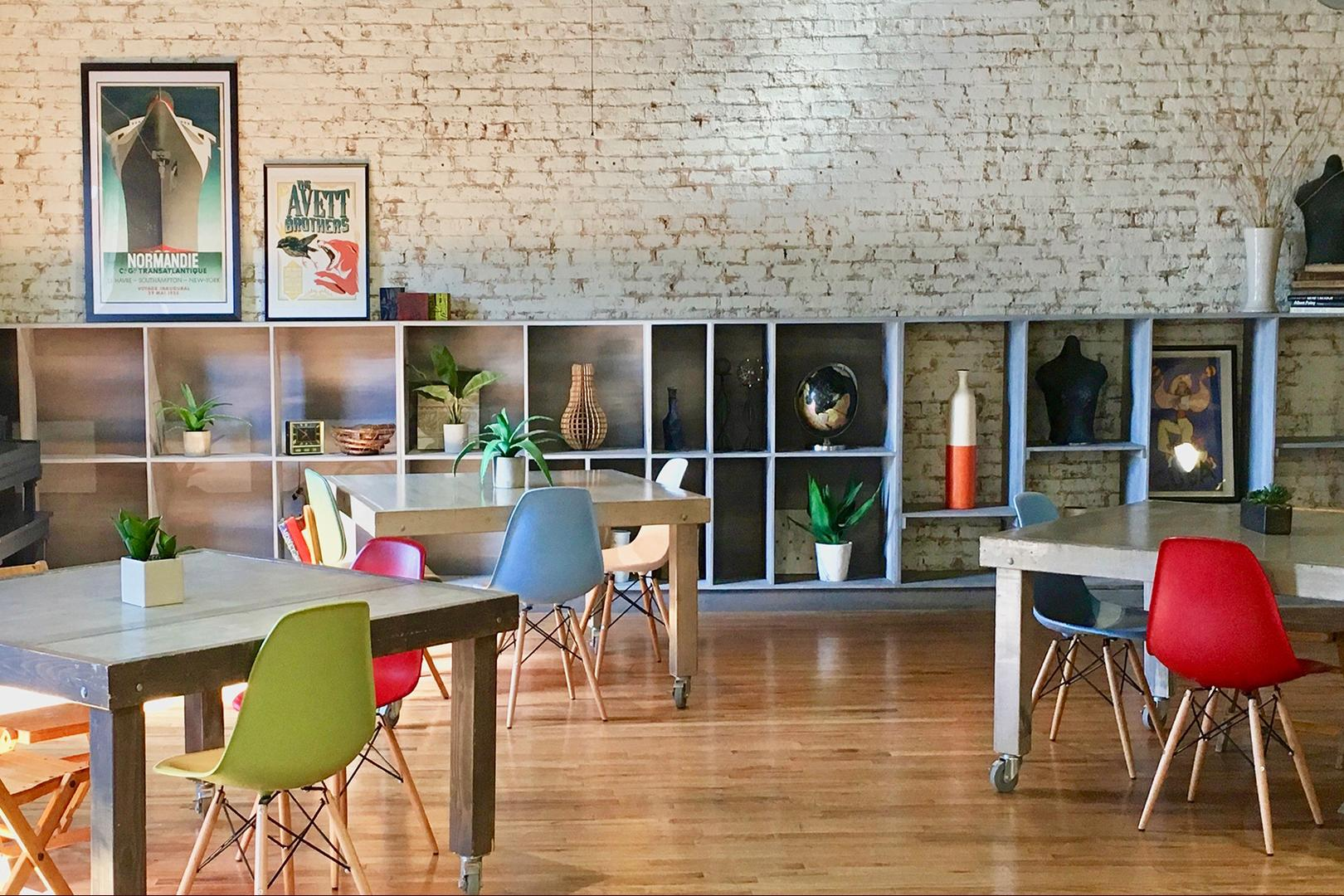 space at Ravenswood Loft (formerly Lillstreet Loft)
