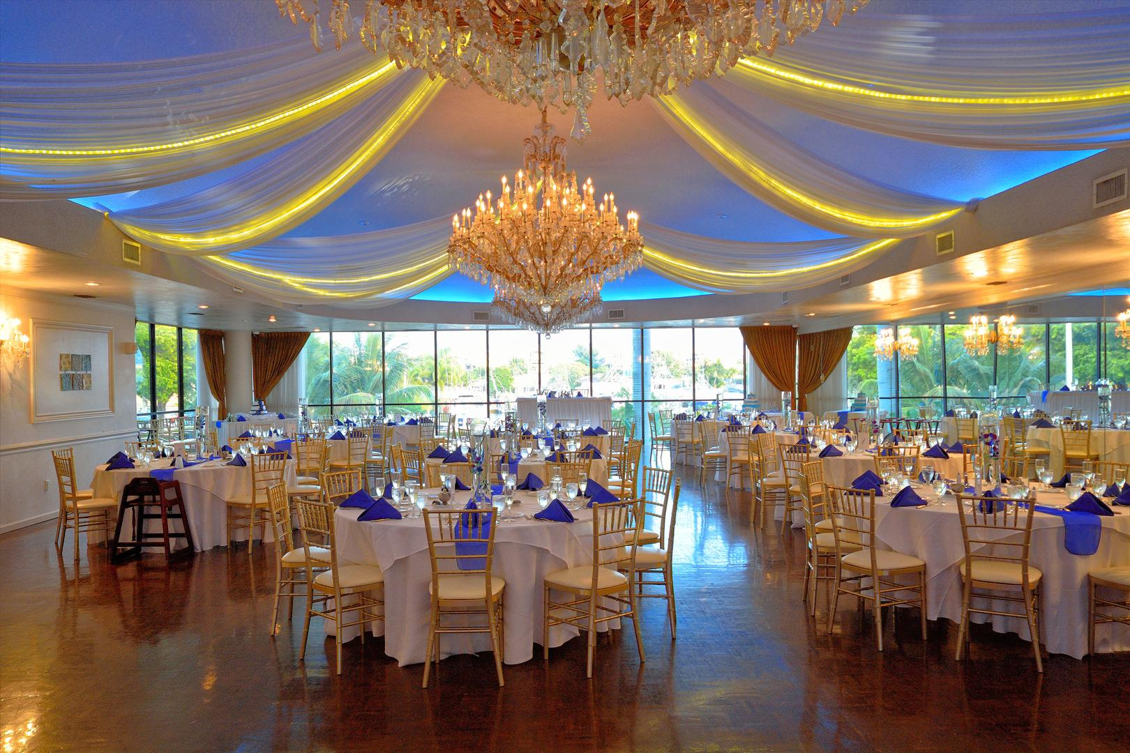 space at Royal Fiesta Caterers & Event Center
