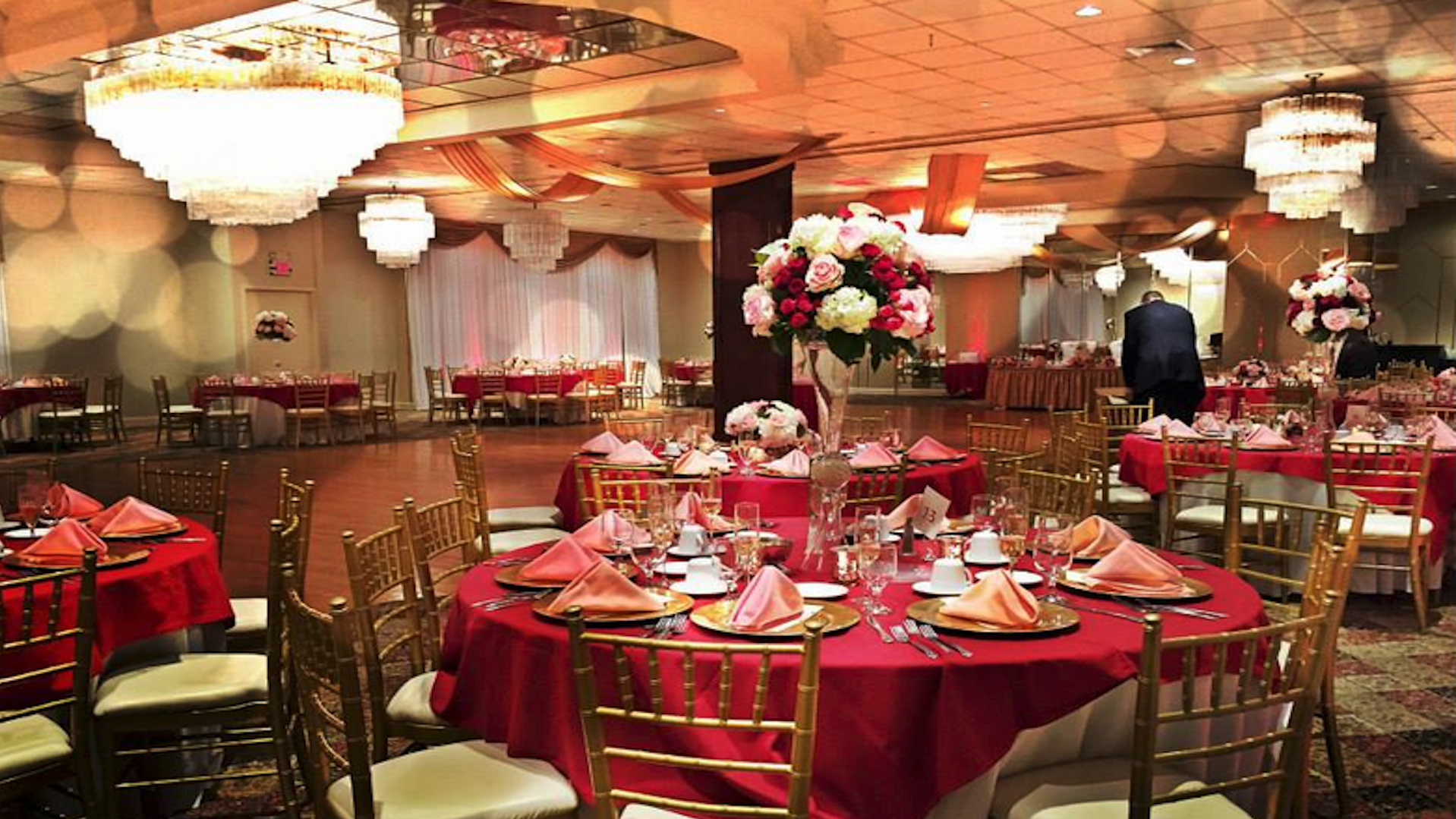 Rent Royal Palm Banquet Hall Corporate Events Wedding
