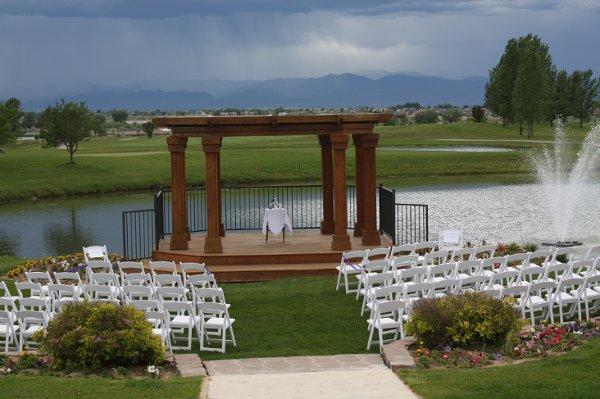 space at Saddleback Golf Course