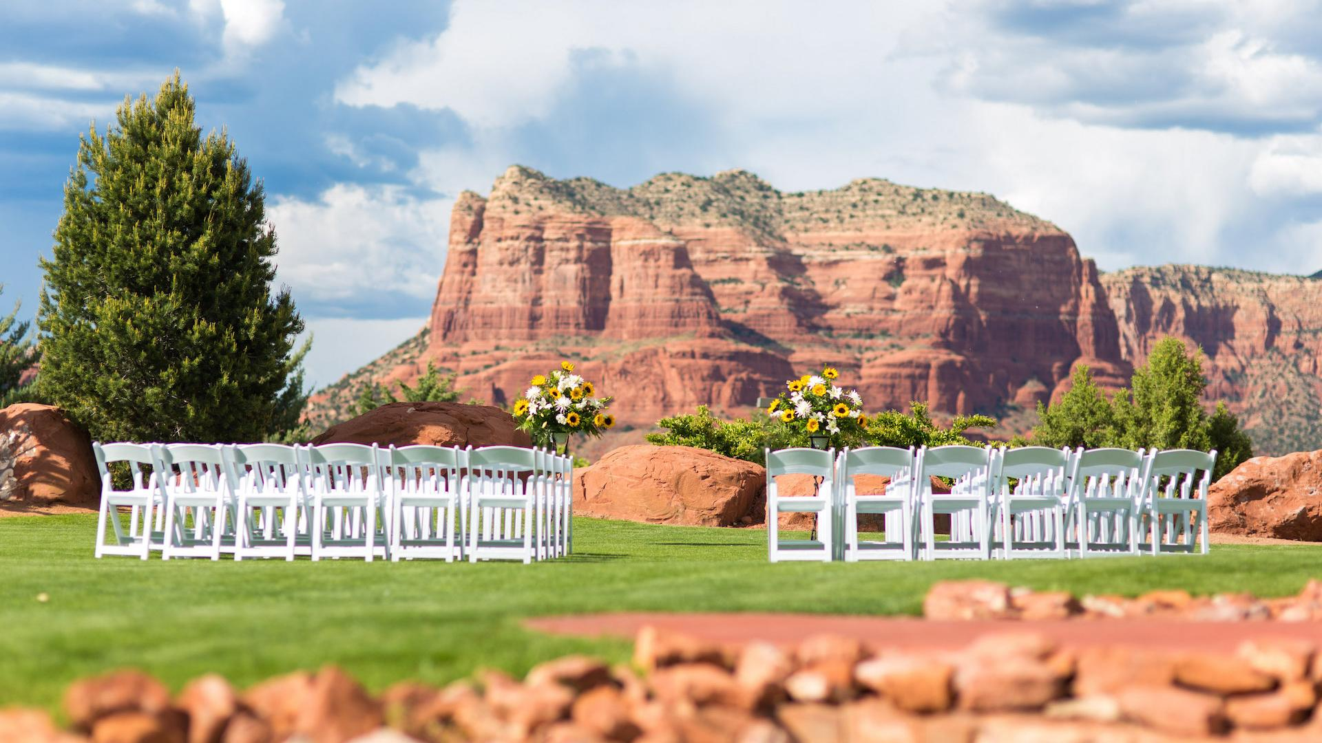 space at Sedona Golf Resort