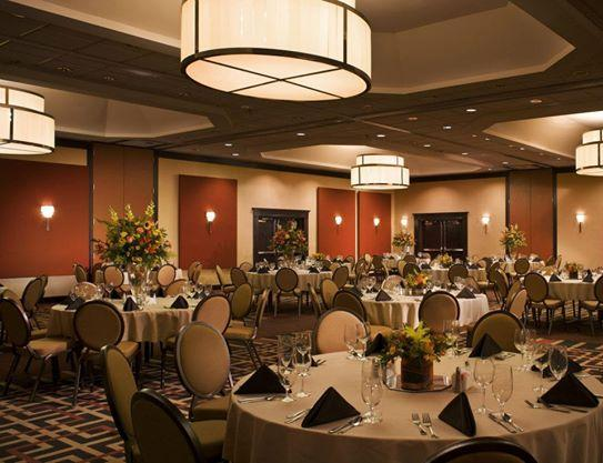 space at Sheraton Roanoke Hotel & Conference Center