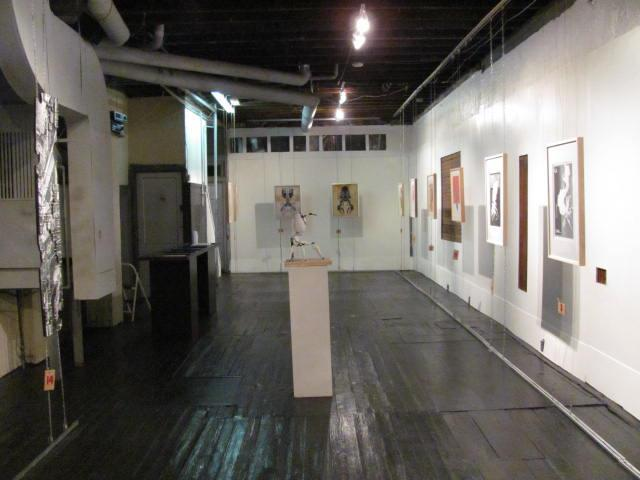 space at Synthetica-M Gallery