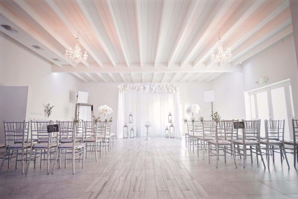 space at The Albertson Wedding Chapel