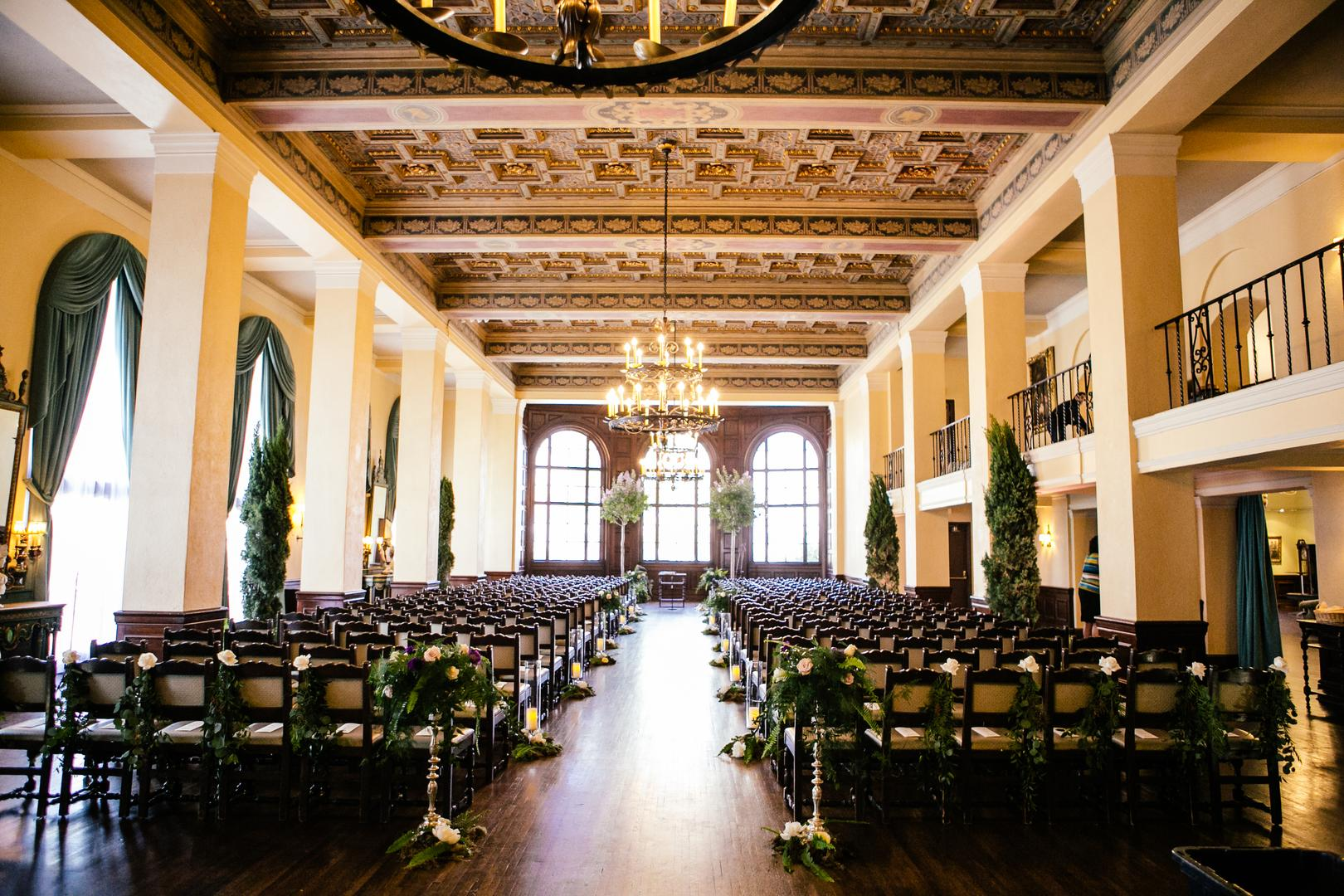 space at The Ebell of Los Angeles