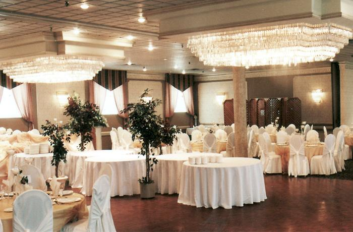 space at The Elegance Banquet Hall