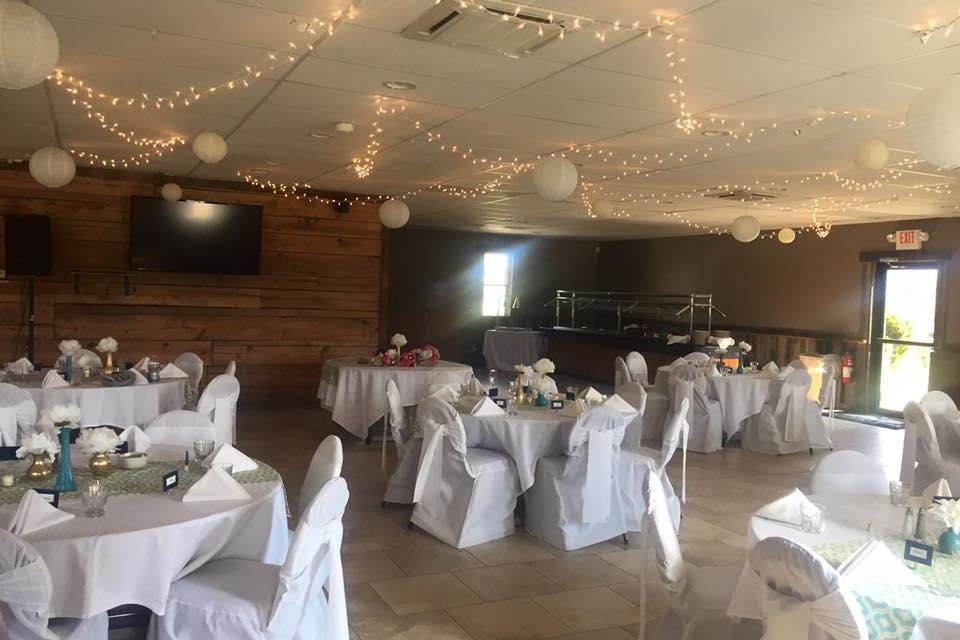 space at The Event Center at Boulder Creek Golf Club